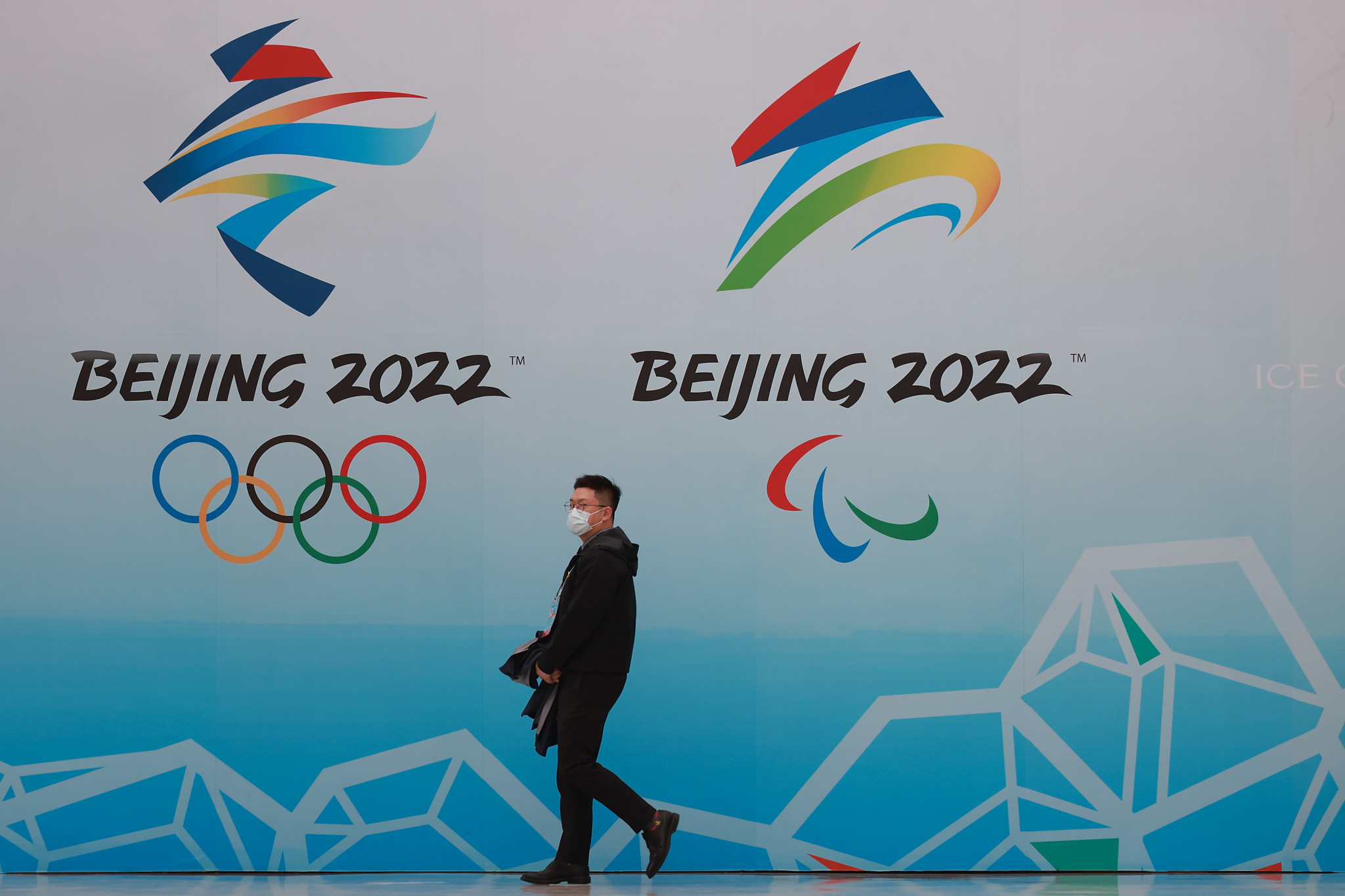 Beijing will host the Winter Olympic and Paralympic Games next year ©Getty Images