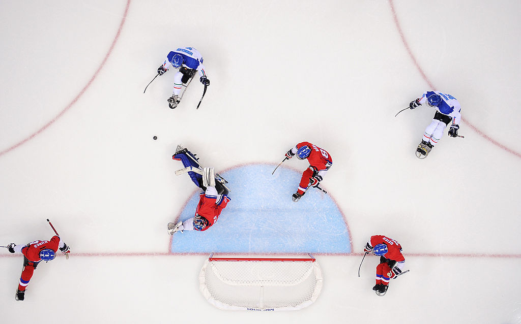 World Para Ice Hockey reveal match schedule for World Championship