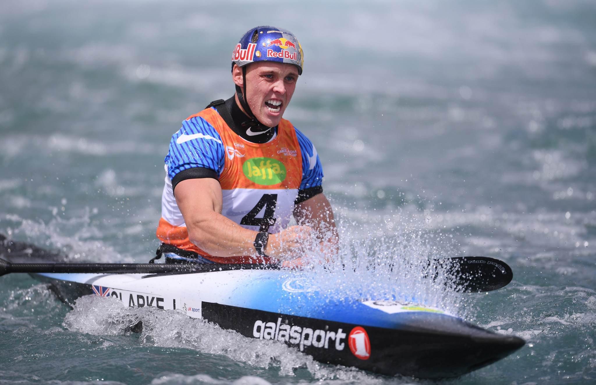Olympic kayak champion Clarke looking to double up at Paris 2024