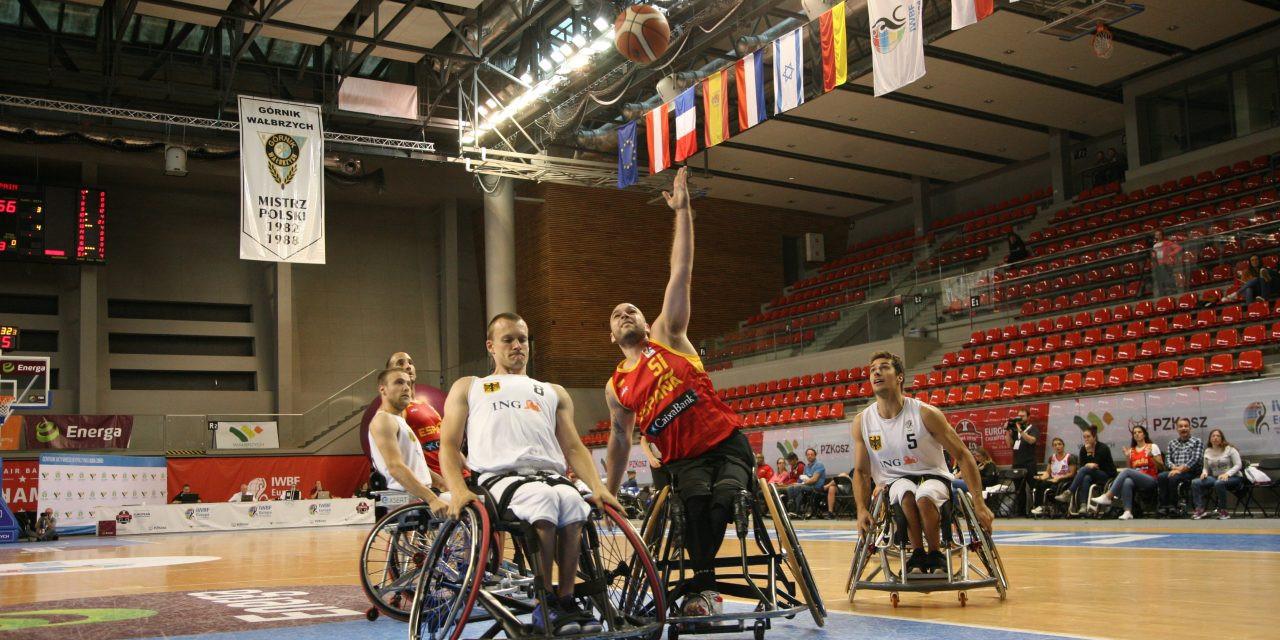 Spain to host 2021 European Wheelchair Basketball Championships