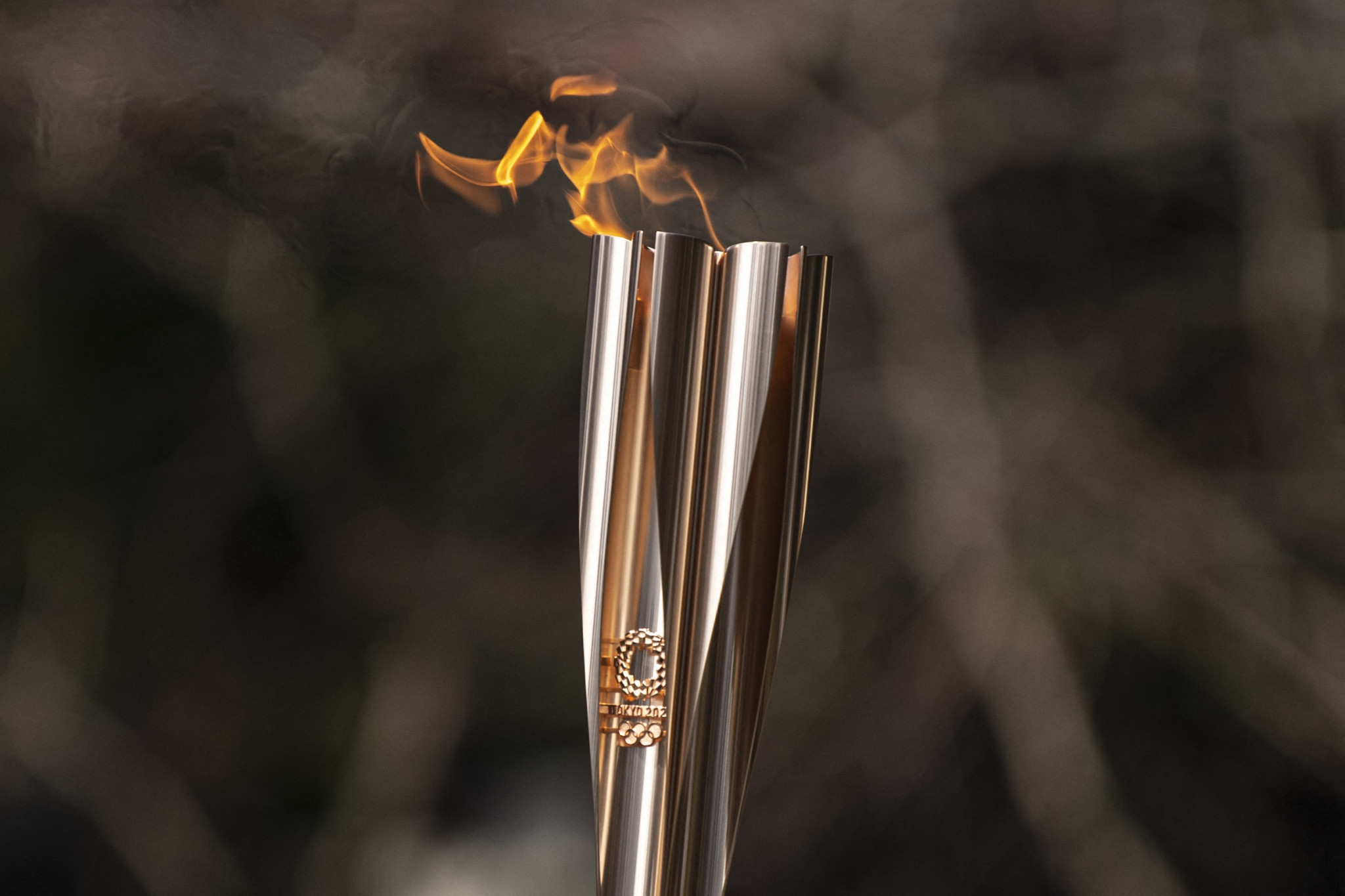The Tokyo 2020 Torch Relay has suffered its most serious disruption so far with six positive coronavirus cases recorded ©Getty Images