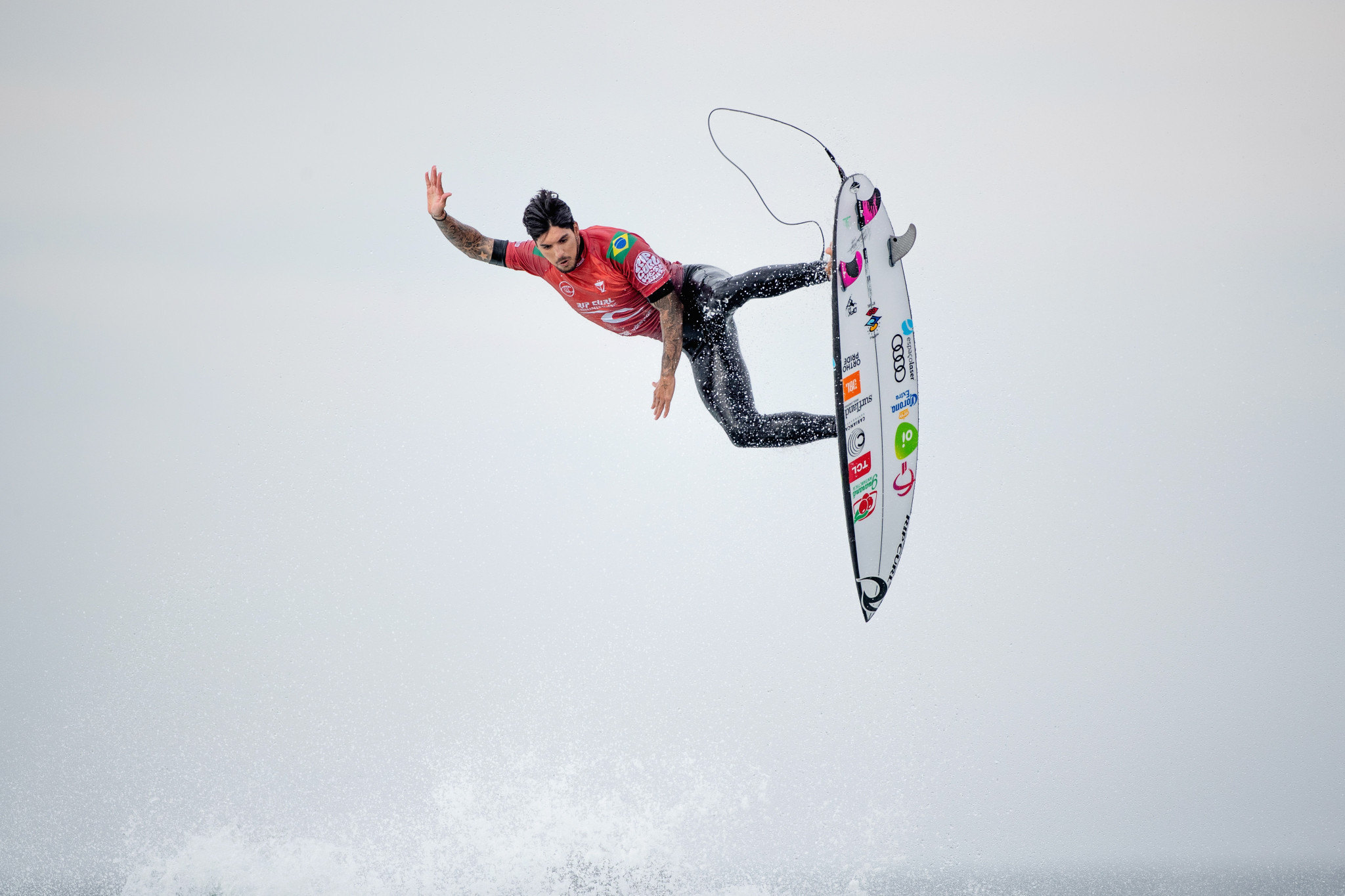 Medina and Moore hold leads heading into Margaret River World Surf League