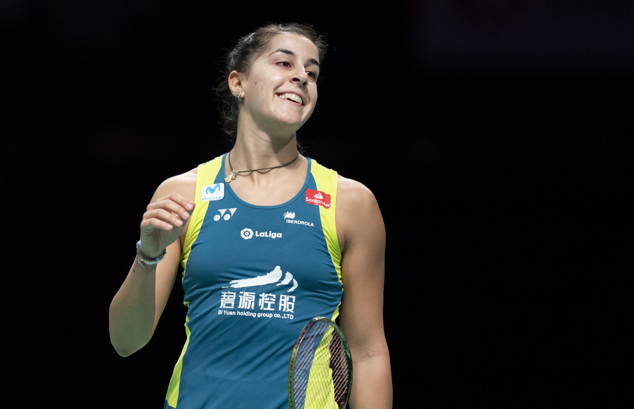 Marin closing in on fifth straight title at European Badminton Championships