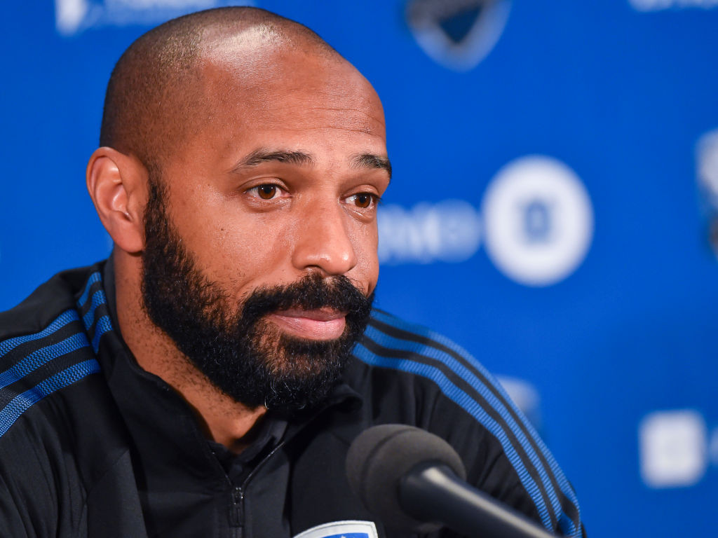 Former France and Arsenal striker Thierry Henry said the boycott of social media over the weekend is