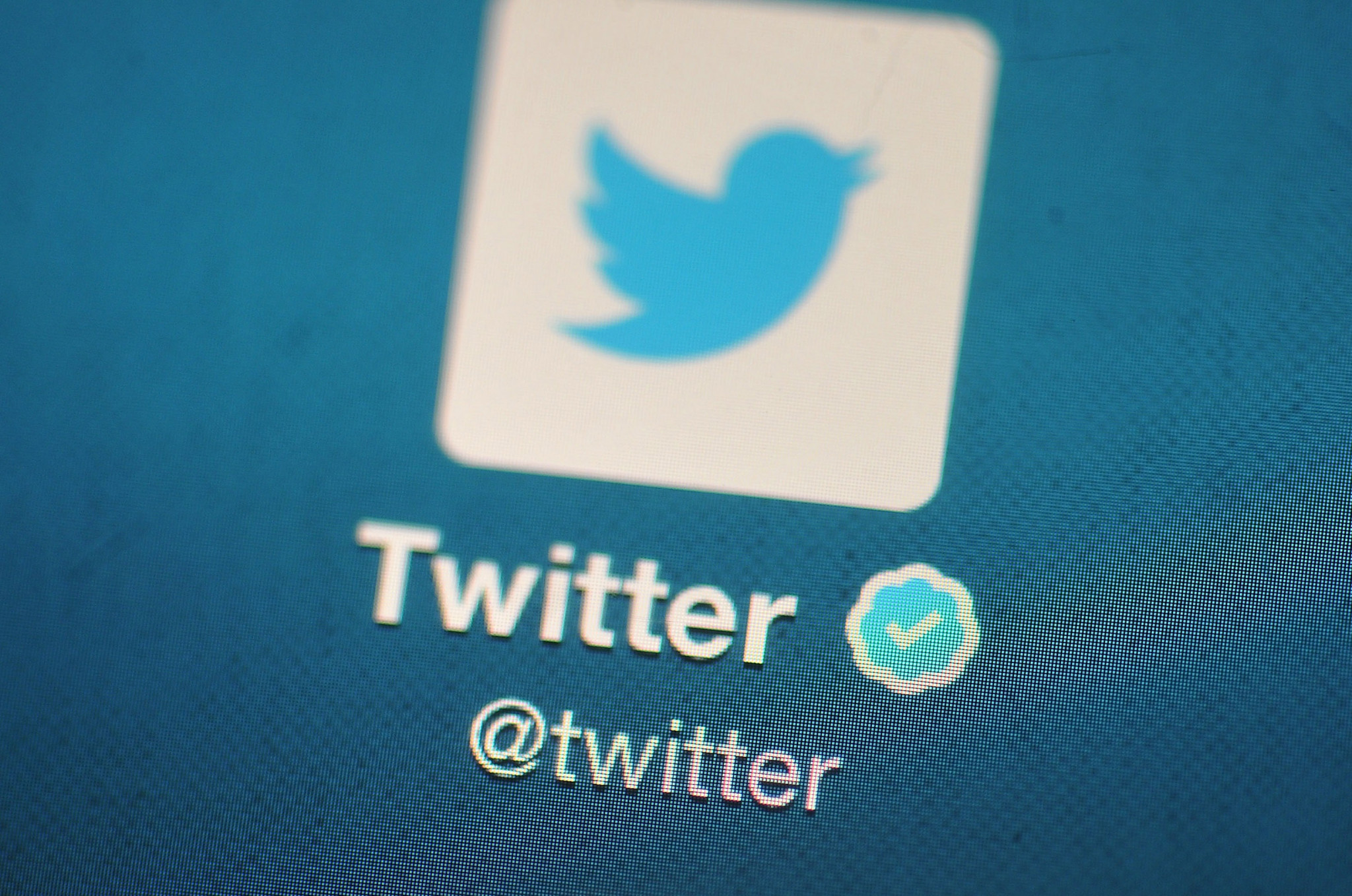 """Twitter has said online abuse is unrepresentative of the """"overall football conversation"""" ©Twitter"""