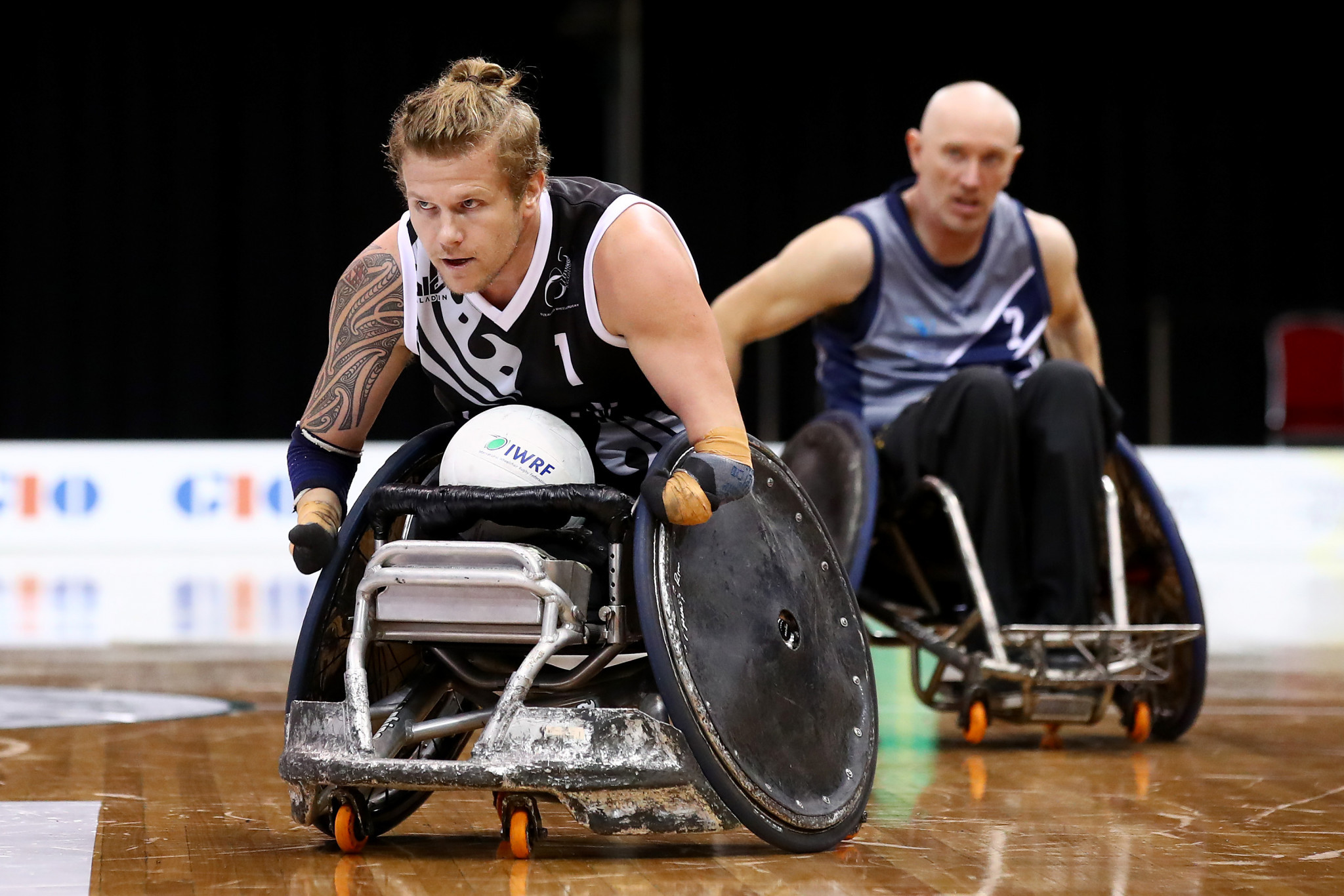 New Zealander Leslie to compete in two sports at Tokyo 2020 Paralympics