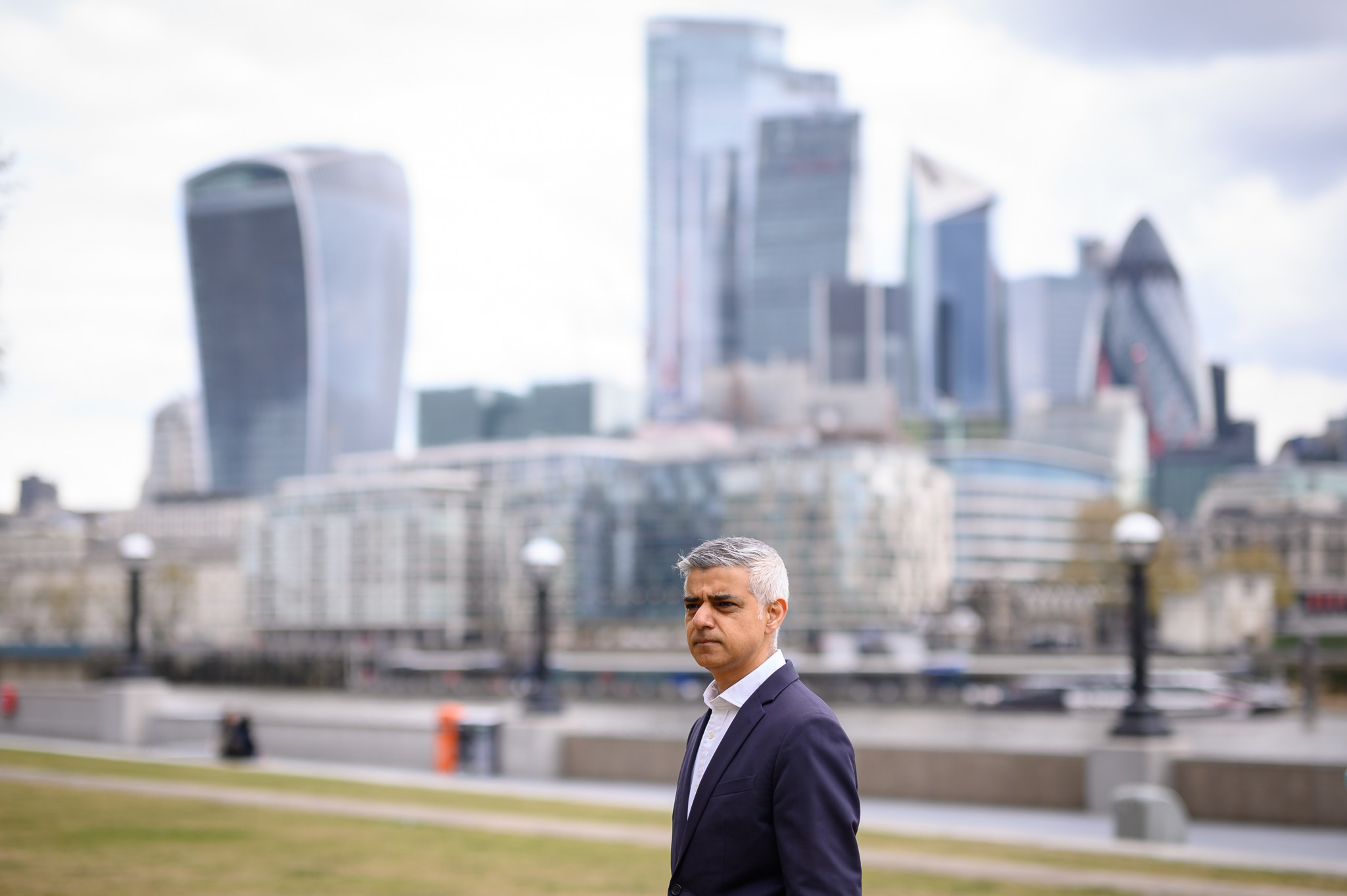 Khan targets 2036 or 2040 Olympic and Paralympic bid if re-elected London Mayor