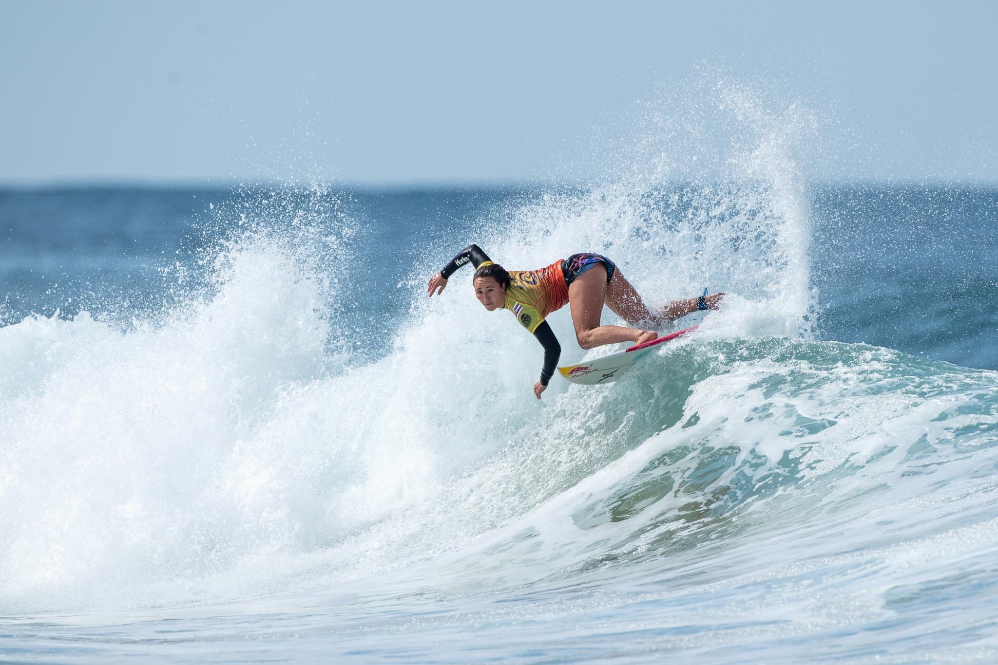 Moore advances to quarter-finals at World Surf League in Margaret River