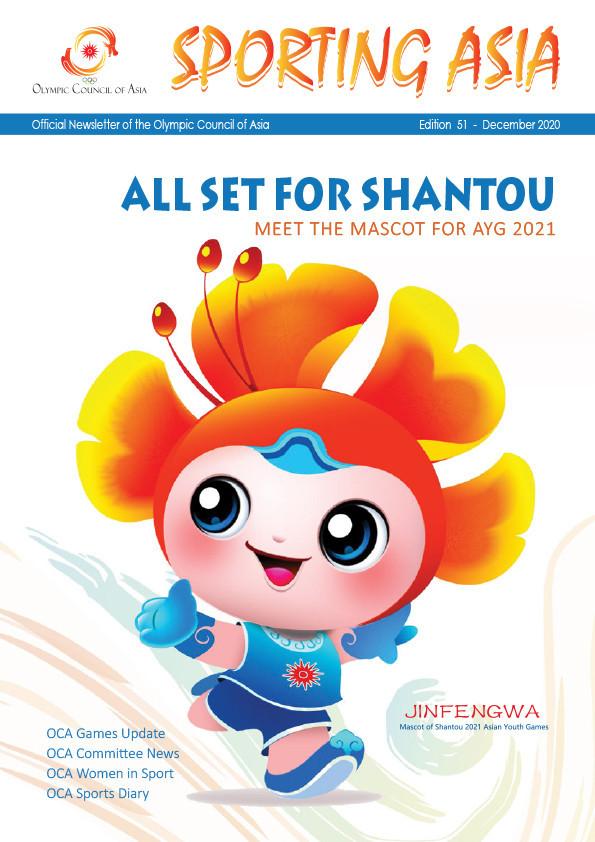 Sporting Asia - Edition 51 - DEC 2020