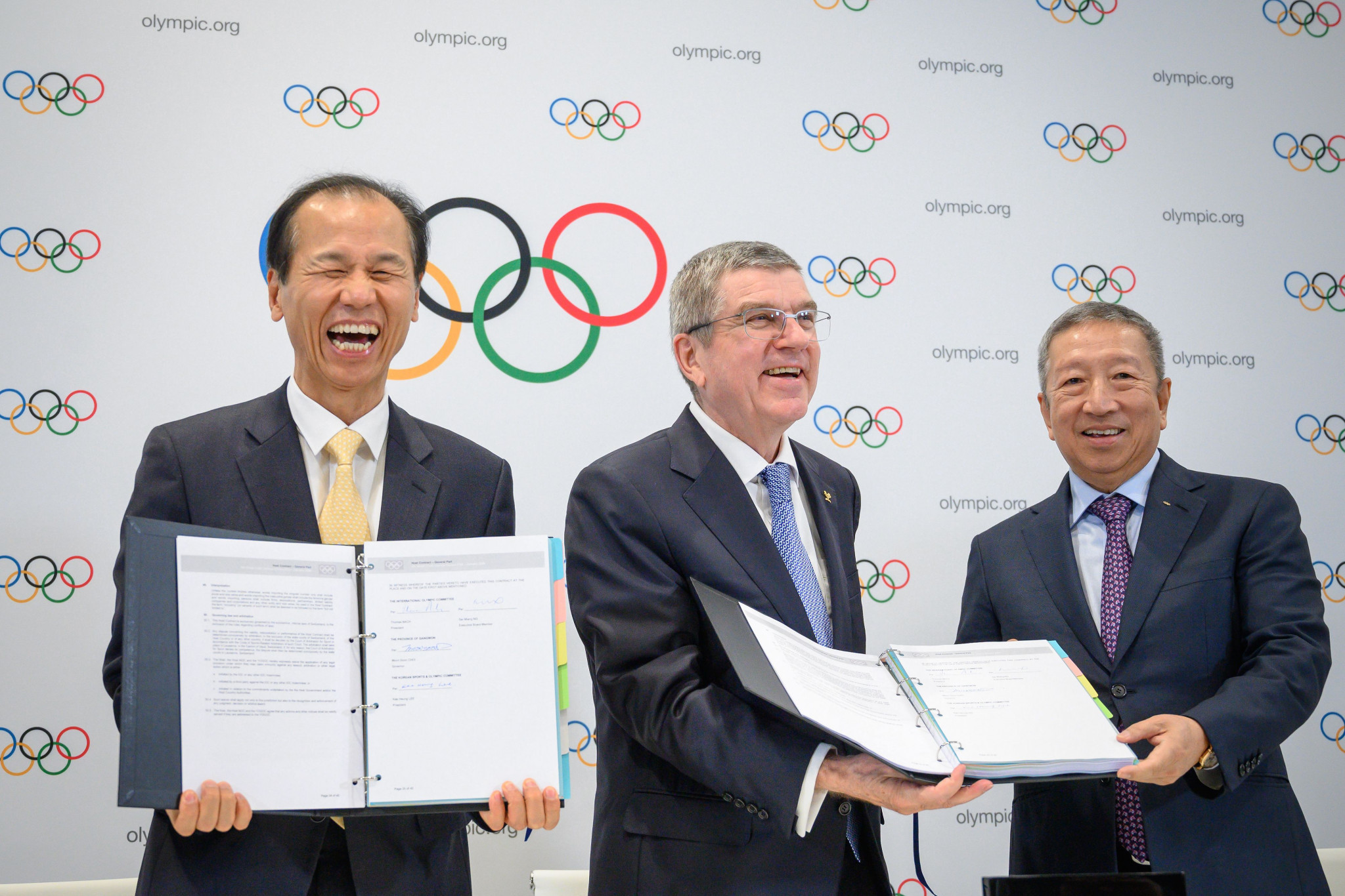 Gangwon was awarded the 2024 Winter Youth Olympics last year ©Getty Images
