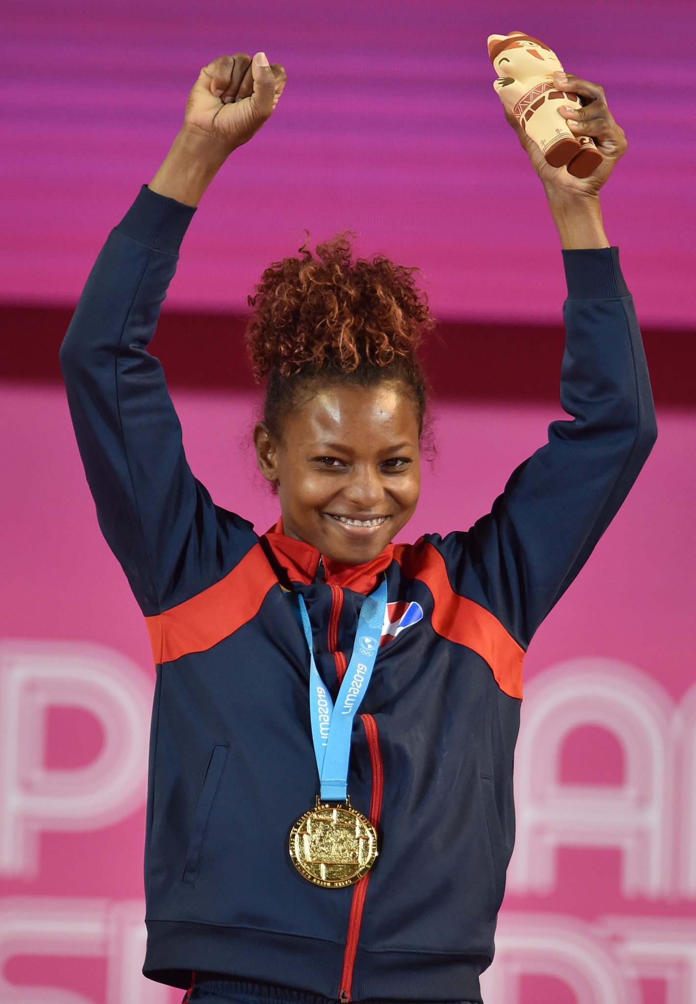 Beatriz Piron of the Dominican Republic could be one of the beneficiaries of the new Tokyo 2020 qualification system ©Getty Images
