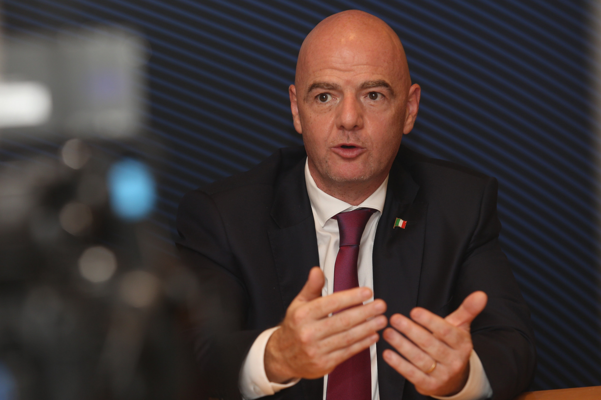 Keller removed from position of extraordinary federal prosecutor in Infantino investigation