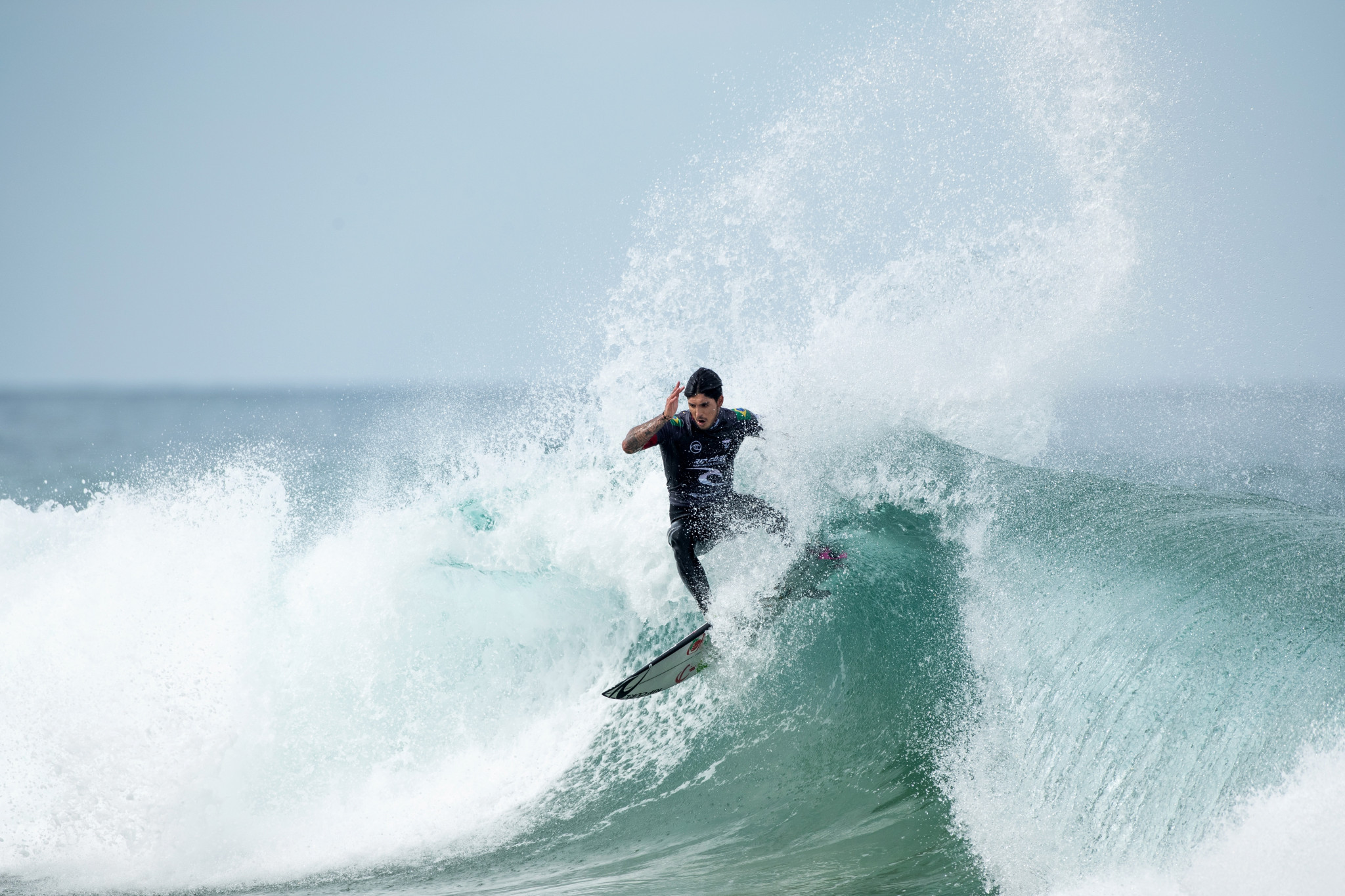 World number one Medina makes last-16 exit at World Surf League in Margaret River