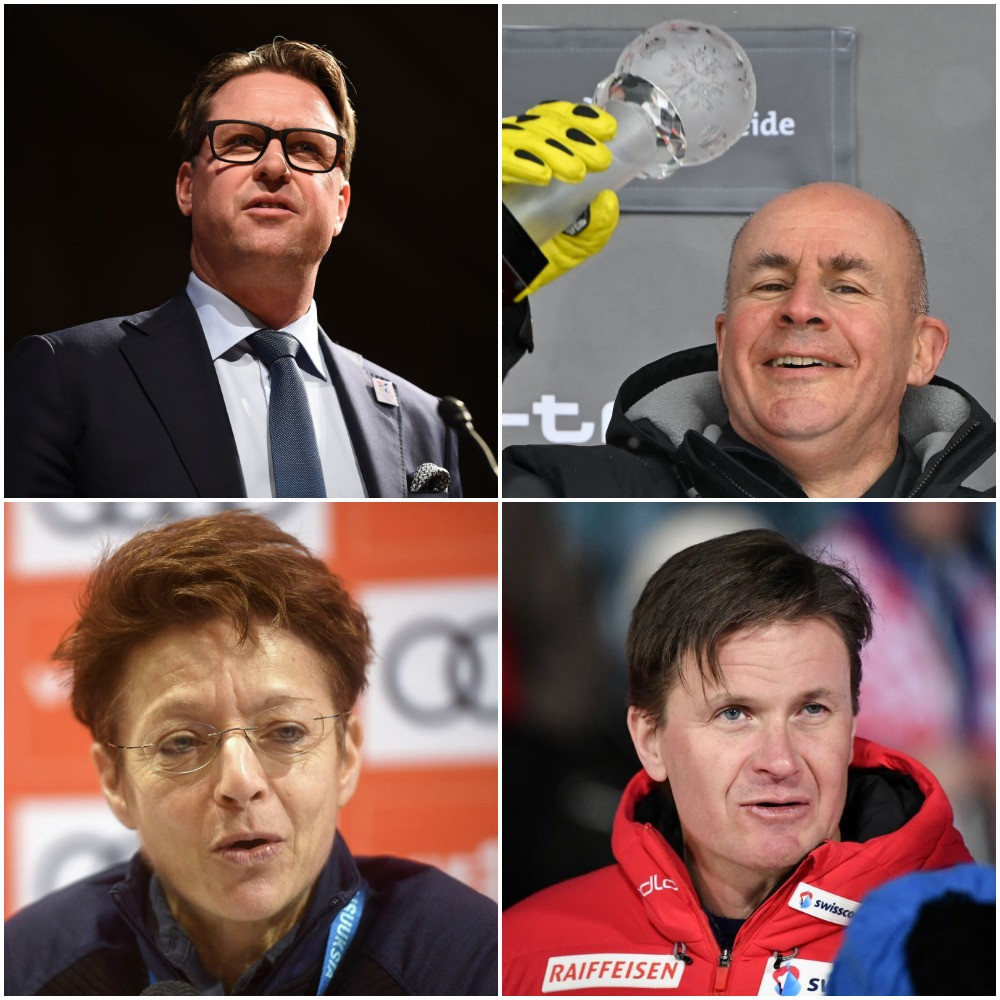 Four candidates confirmed for FIS Presidency contest