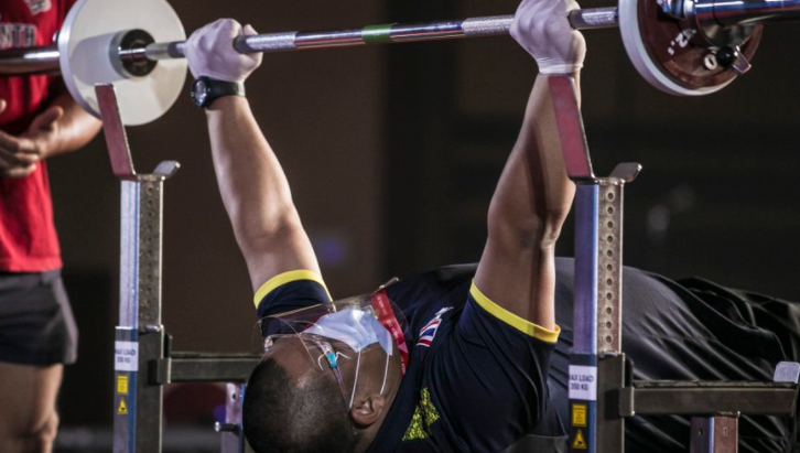 Two golds for hosts Thailand on day one of its first World Para Powerlifting World Cup