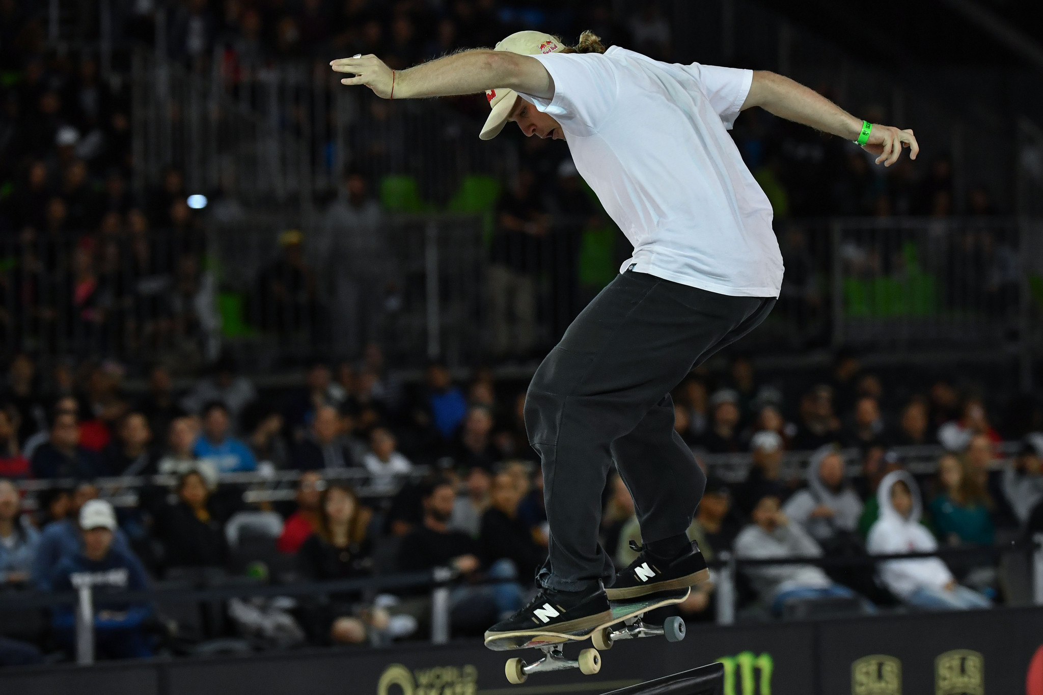 World Skate say the agreement will help develop and market the governing body's international events ©Getty Images
