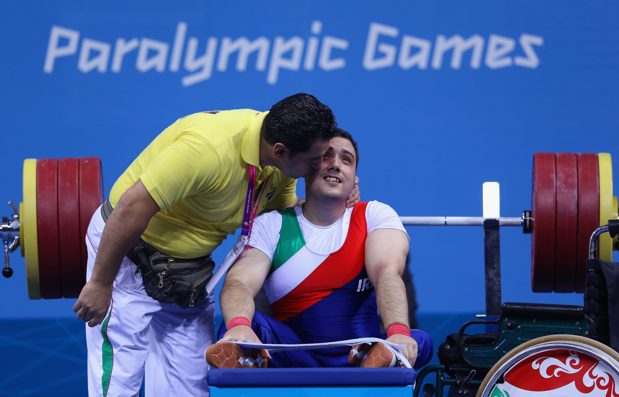 Turkey challenges Thai hosts for lead in World Para Powerlifting World Cup as Iran's Rostami sets world record
