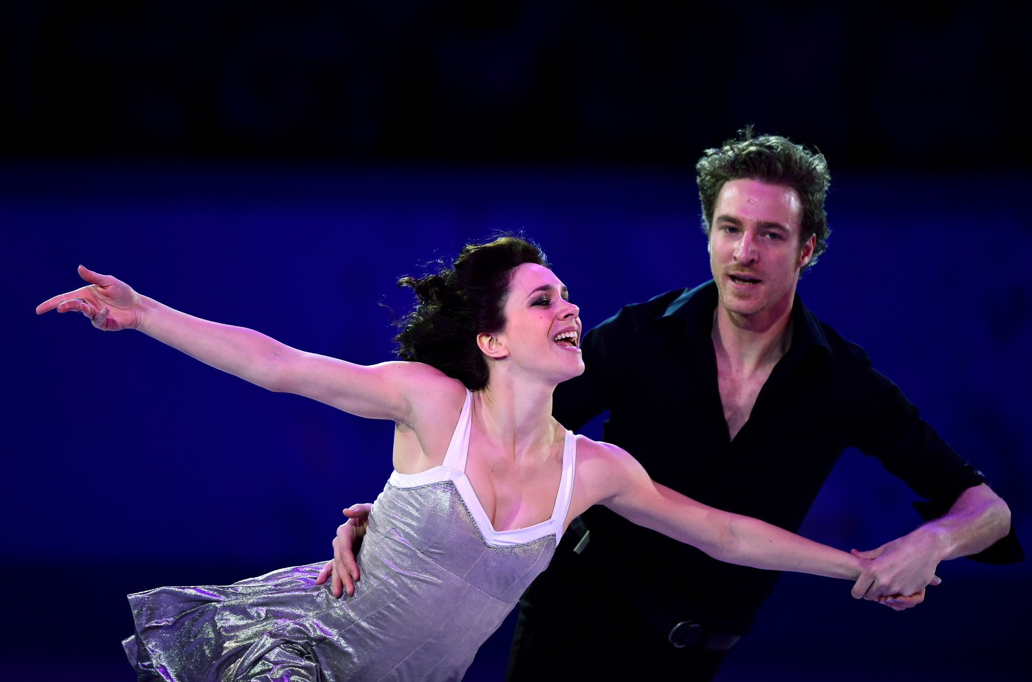 Former ice dancer Nathalie Péchalat was elected French Ice Skating Federation President earlier this year ©Getty Images