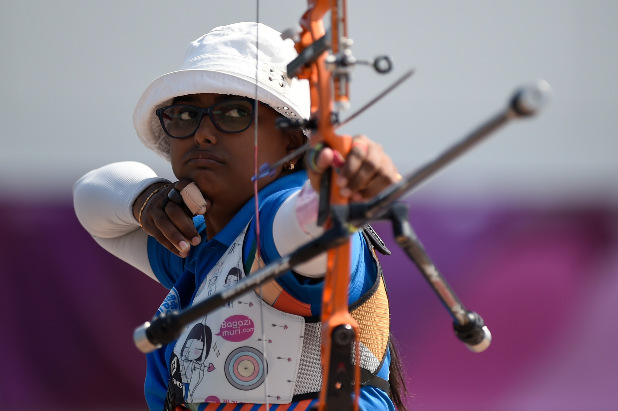 Deepika Kumari is one of the archers missing the crucial Lausanne World Cup ©Getty Images