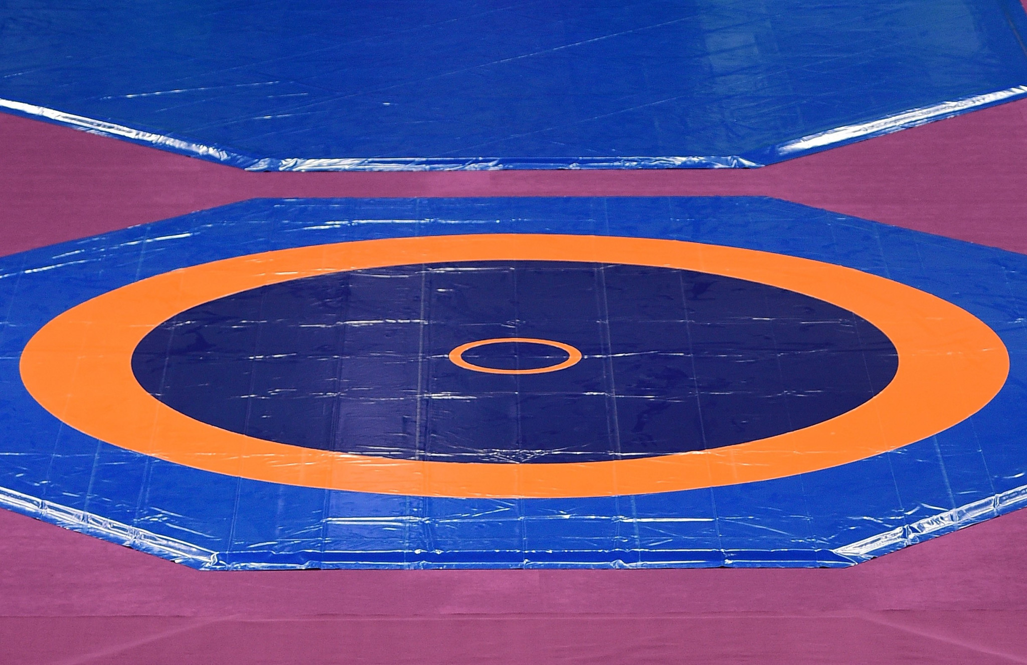 The World Olympic wrestling qualifier is now over ©Getty Images