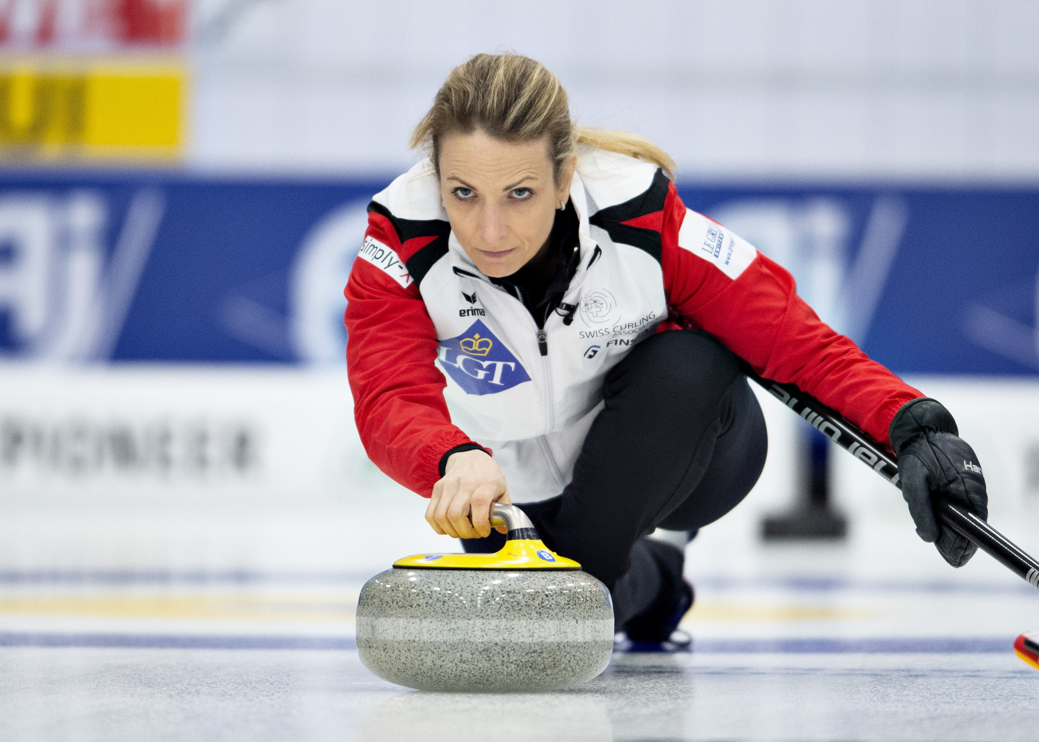 Silvana Tirinzoni steered Switzerland to victory over the Russian Curling Federation in the gold medal match ©Getty Images