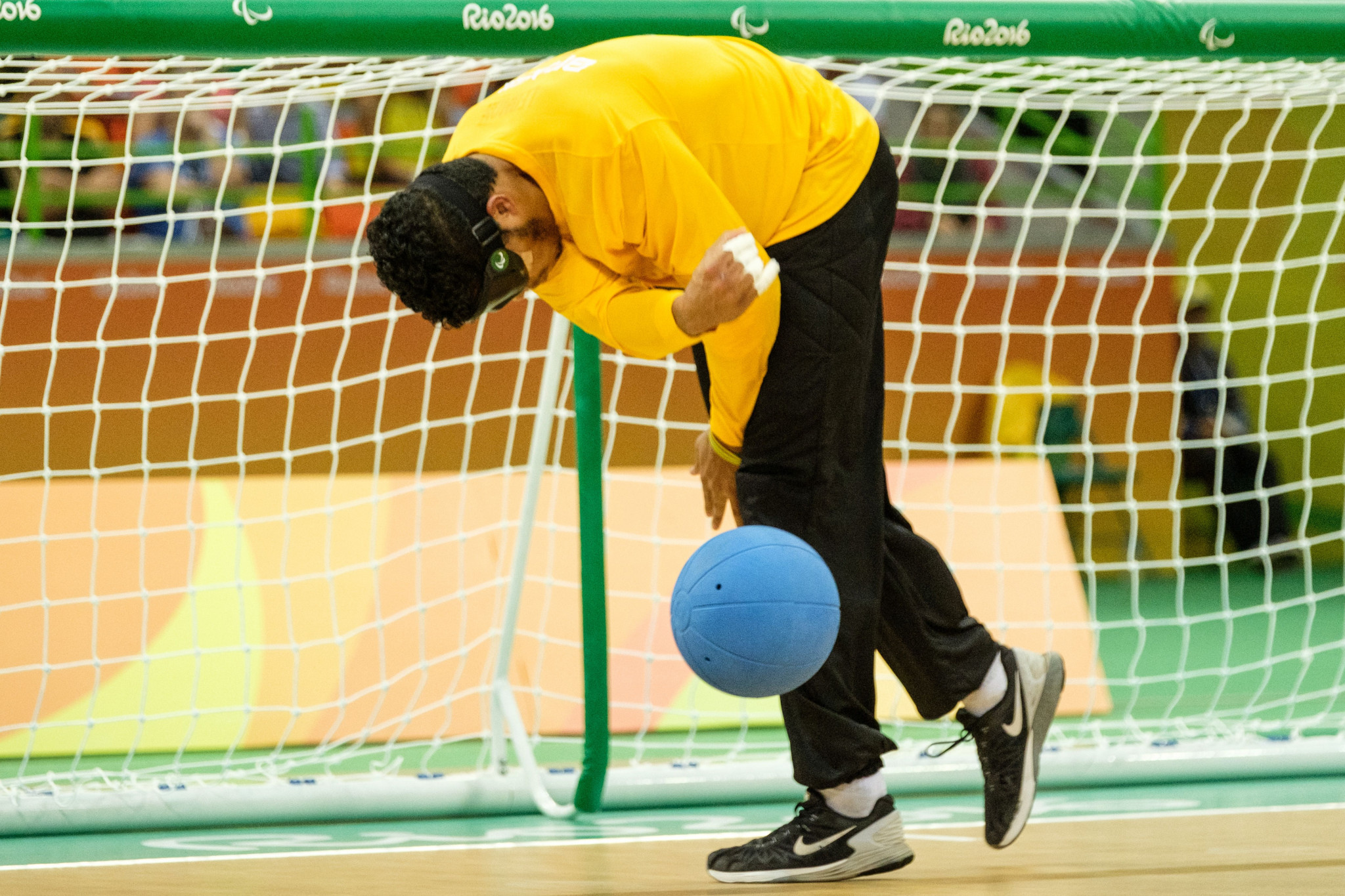 World champions Brazil will face Paralympic gold medallists Lithuania in the group stage of the Tokyo 2020 goalball tournament ©Getty Images