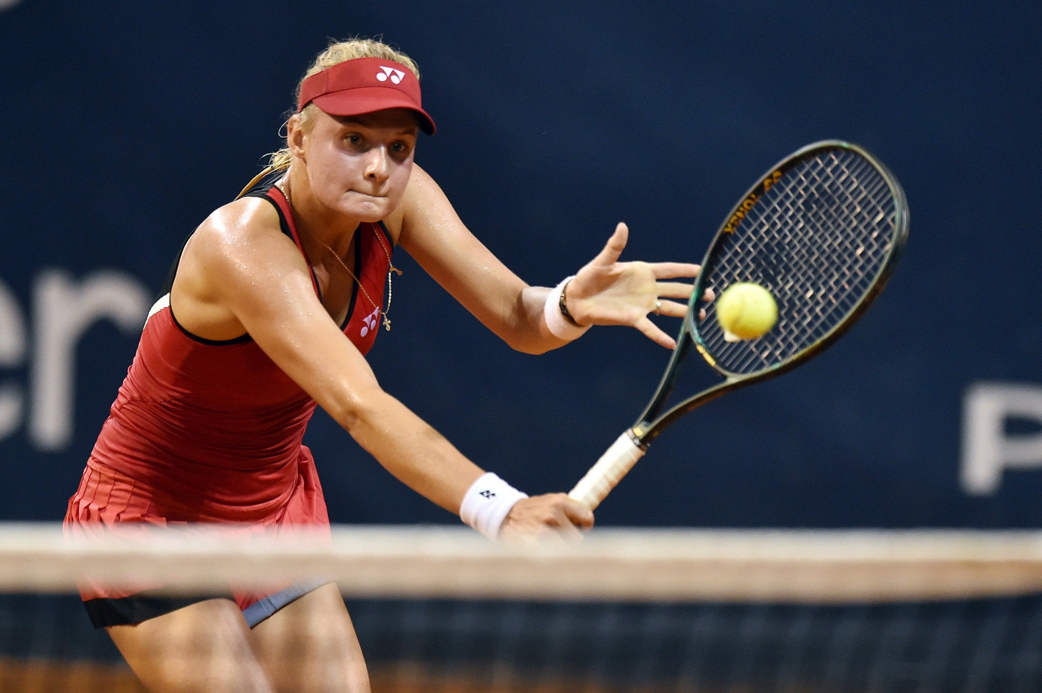 Yastremska's appeal against provisional doping ban rejected by CAS again