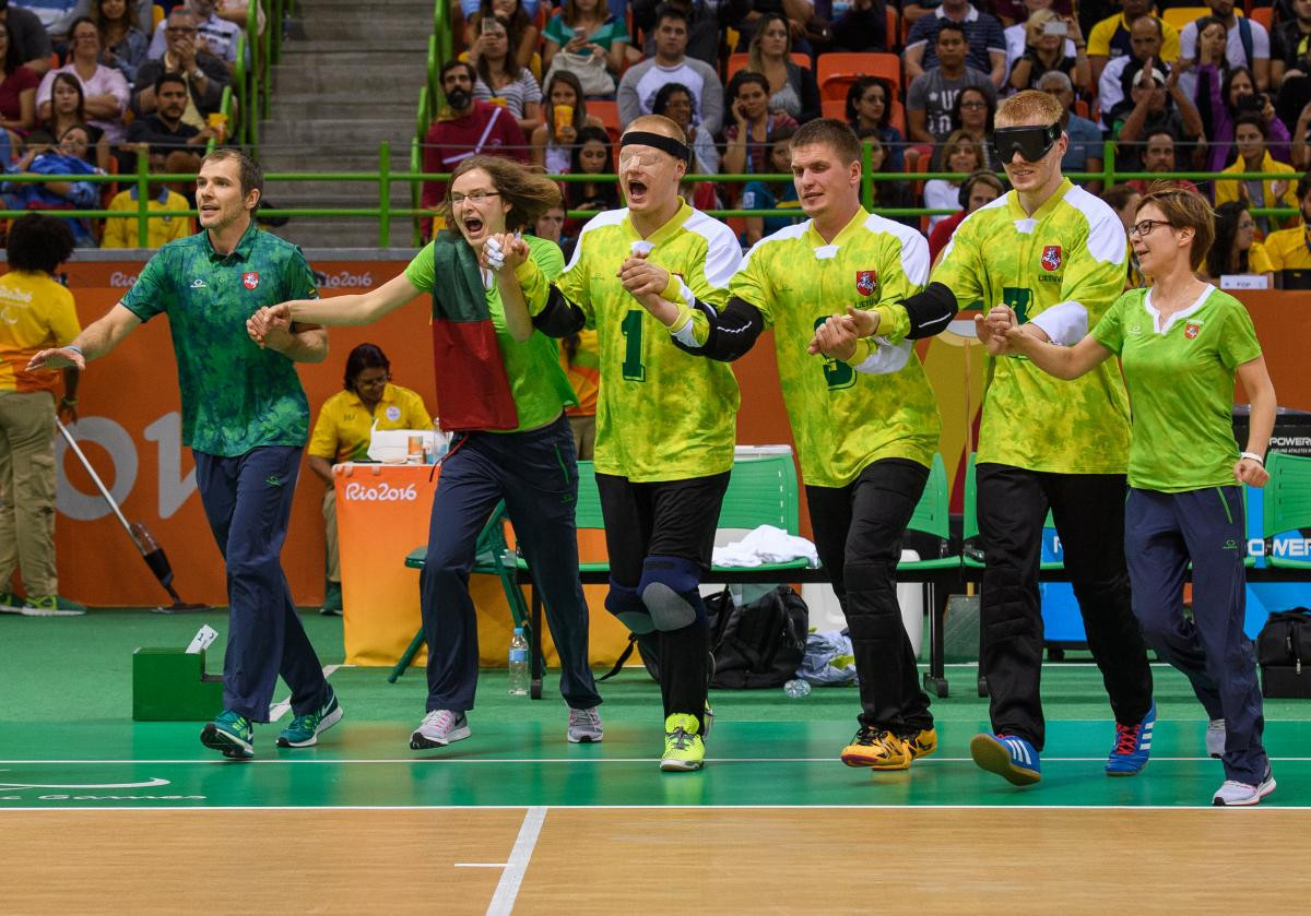 Lithuania face a tough challenge in Tokyo to defend the Paralympic title they won at Rio 2016 ©Getty Images