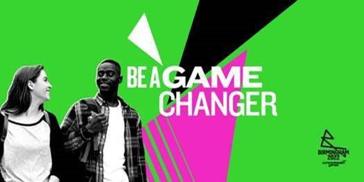 """Birmingham 2022 searching for 25 """"Game Changers"""" to join sports team"""
