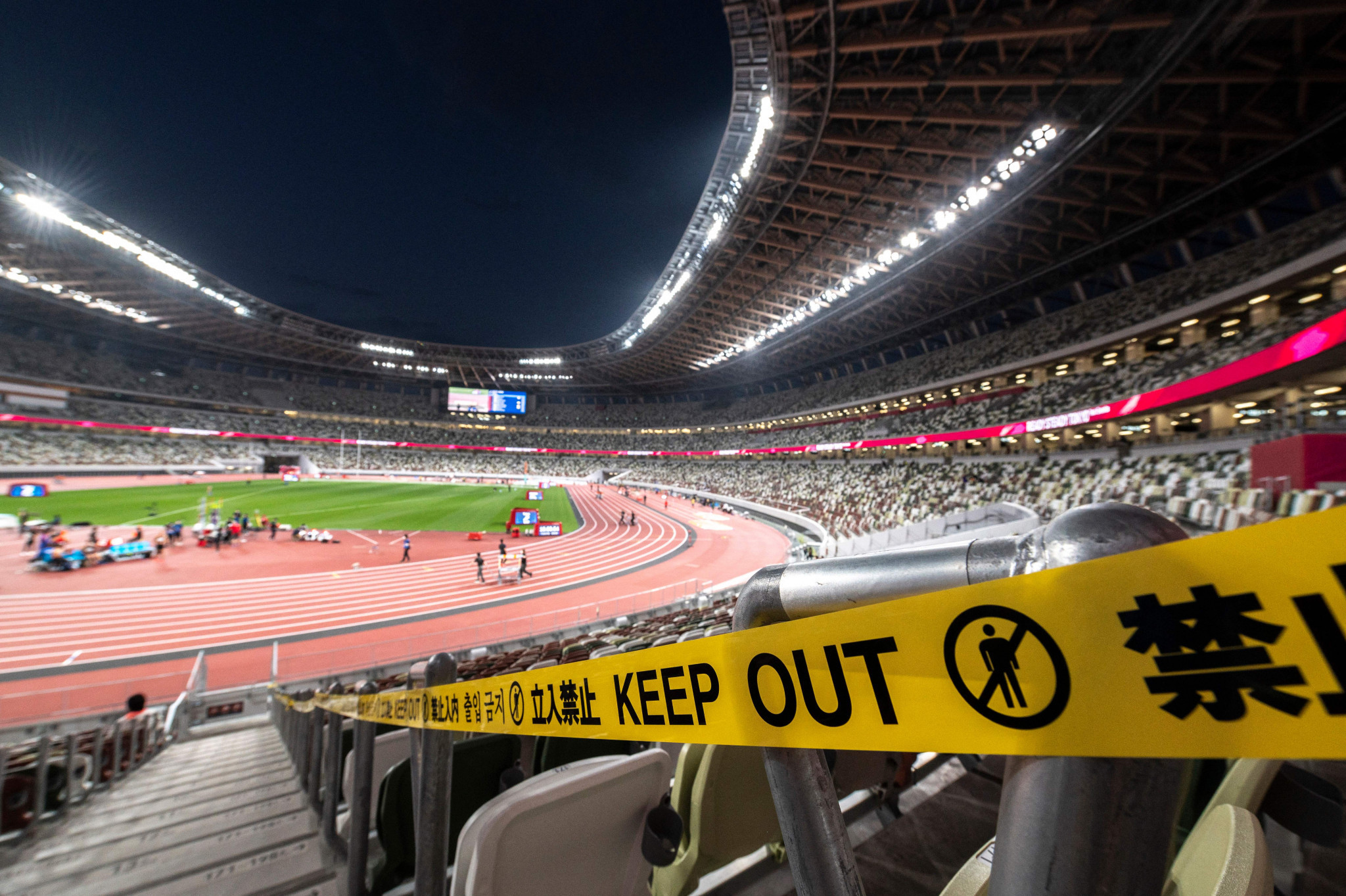 Ready Steady Tokyo - Para Athletics will be the latest test event held ahead of Tokyo 2020 ©Getty Images