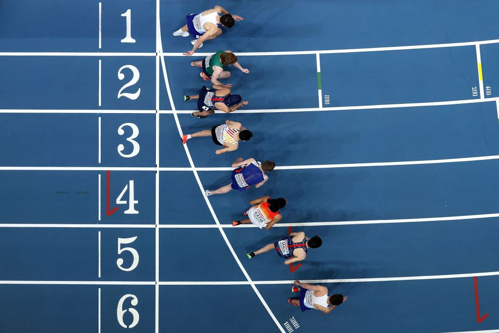 European Athletics has improved its protocol and introduced new COVID-19 officials in the wake of positive tests during and after the European Indoor Championships at Torun in Poland ©Getty Images