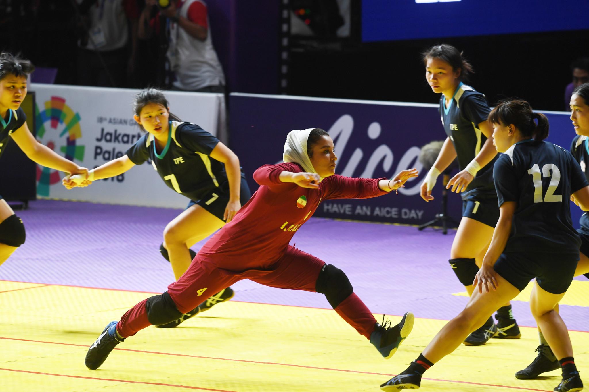 Asian Games success shows Iran's ability to lead International Kabaddi Federation, says Presidential hopeful Averseji