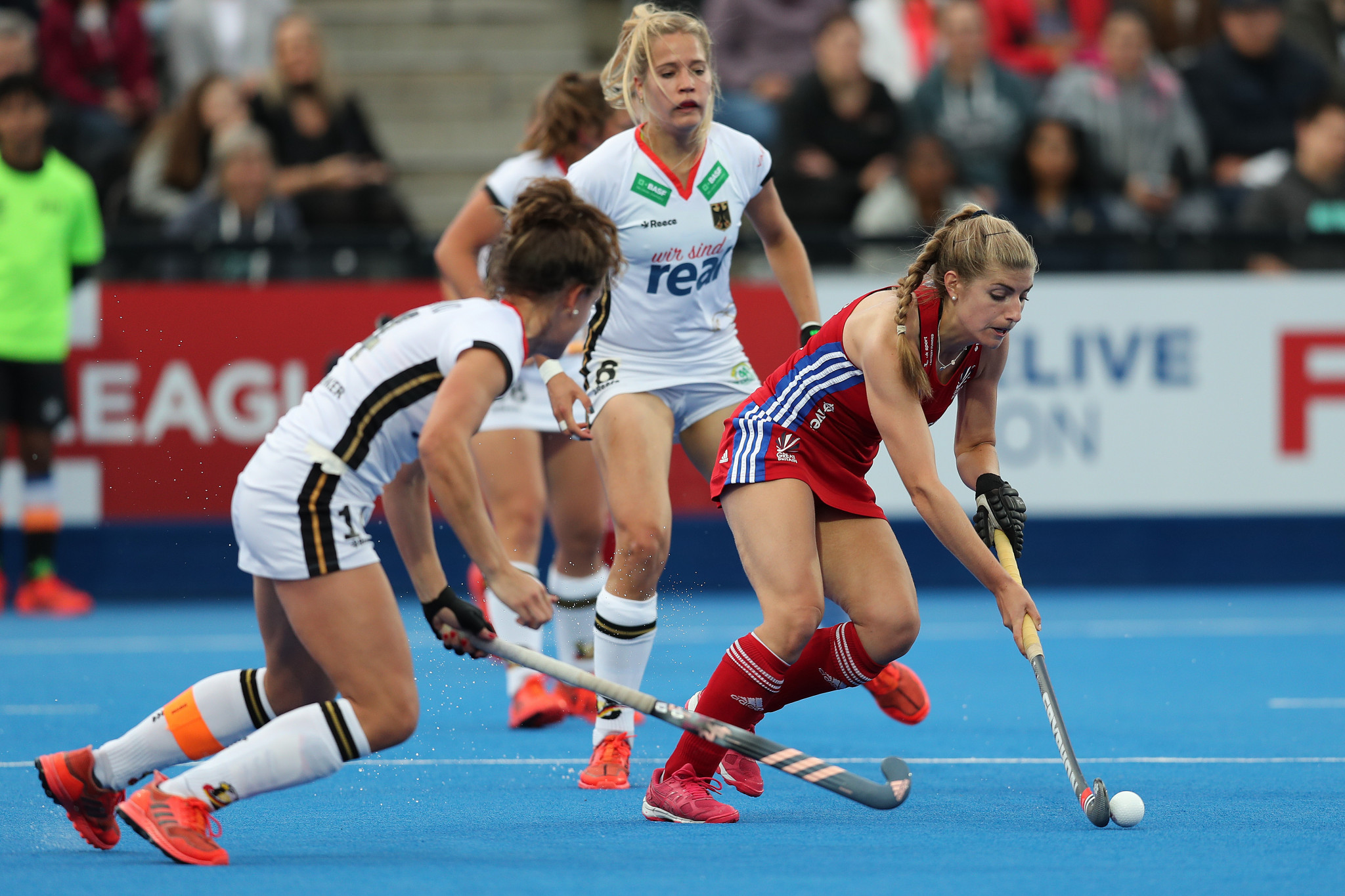 Britain to end five-month FIH Hockey Pro League hiatus against Germany