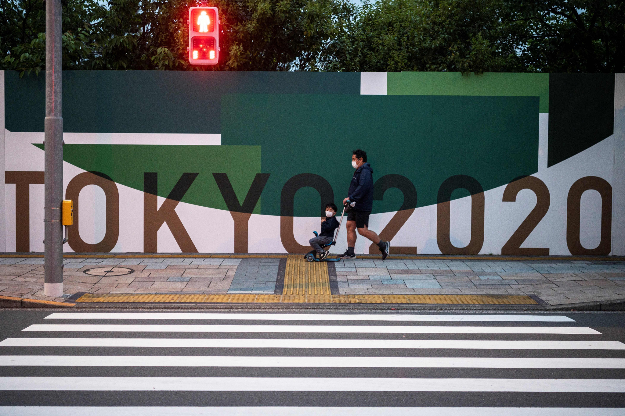 Tokyo 2020 is set to be held under strict COVID-19 countermeasures ©Getty Images