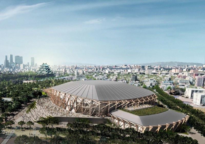 Renowned architect Kuma designs new judo venue for Aichi-Nagoya 2026 Asian Games