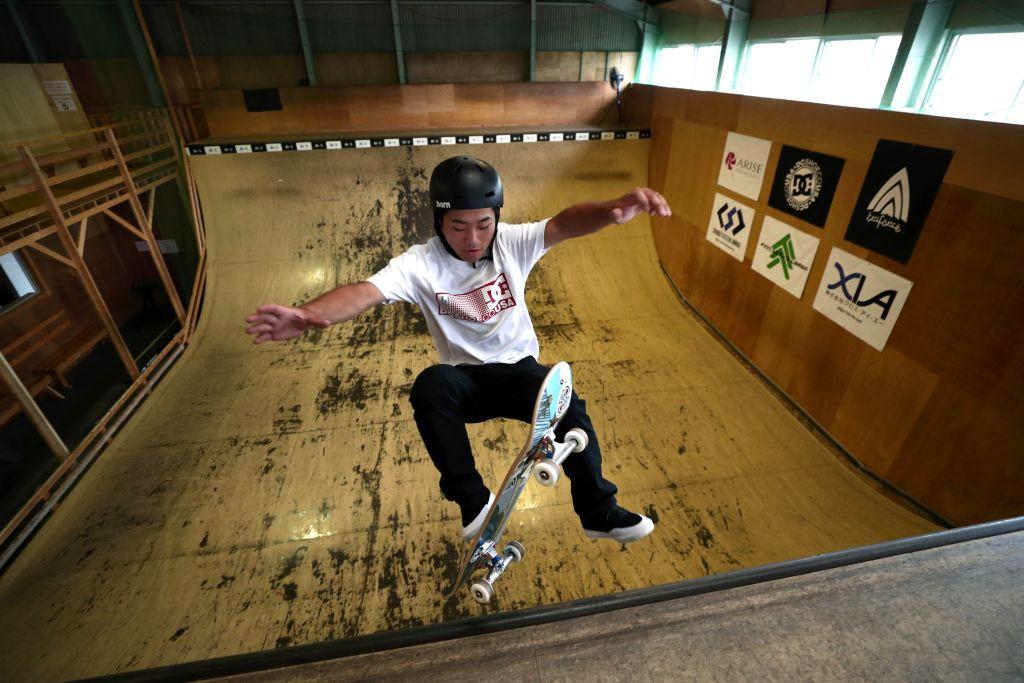 Ariake Urban Sports Park set for Ready Steady Tokyo skateboarding test event
