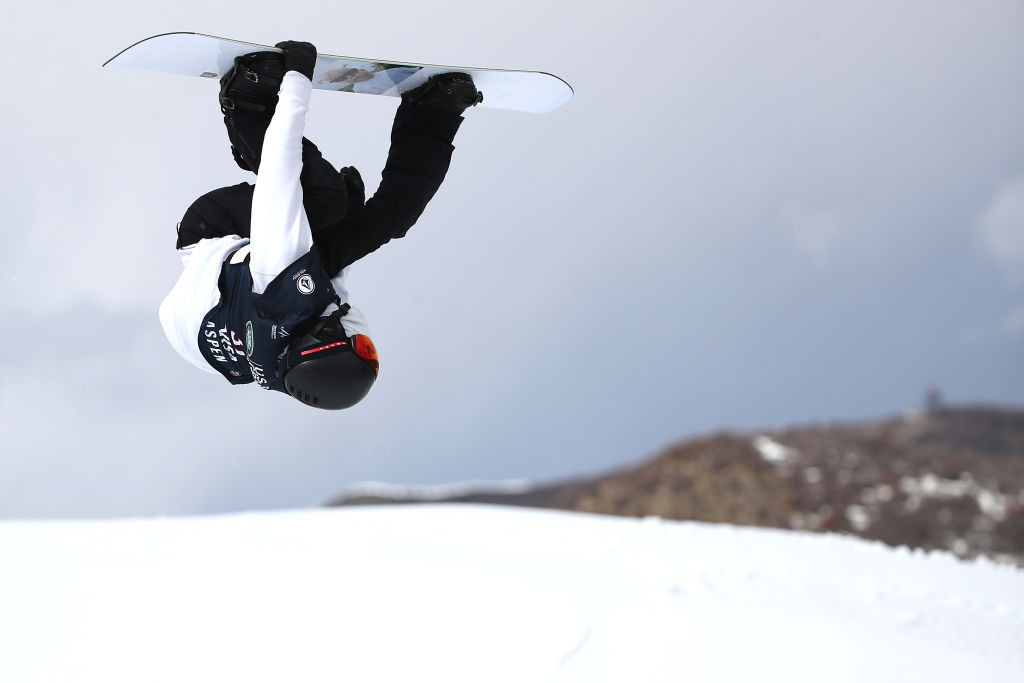 White seeking fourth Olympic title after being named on US snowboard team for 2021-22