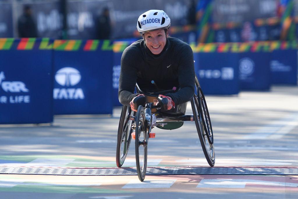 McFadden among athletes set to make World Para Athletics Grand Prix return in Nottwil