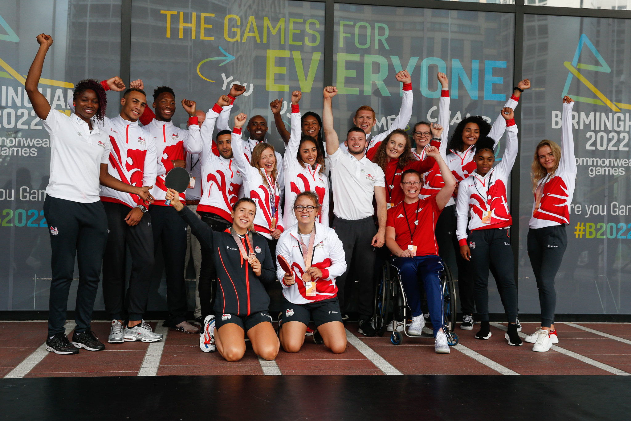 Birmingham could host the new event as part of the legacy of the Commonwealth Games ©Getty Images
