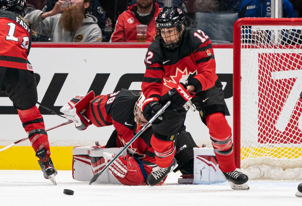 Ryan named head coach of Canada women's ice hockey team at Beijing 2022