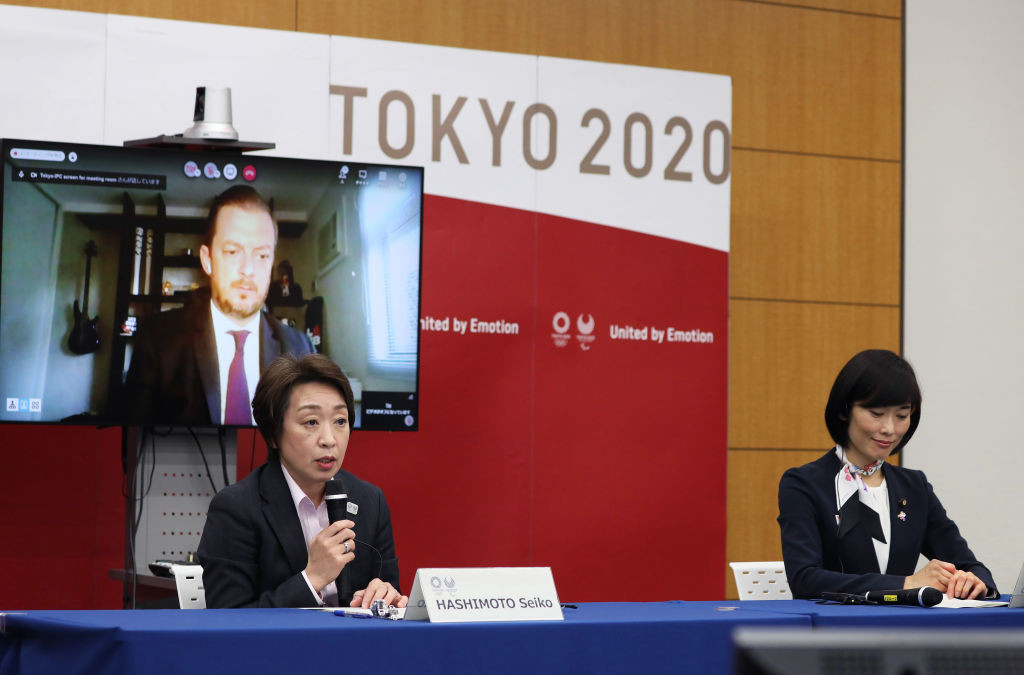 IPC President Andrew Parsons has been heavily involved in planning for the Tokyo 2020 Paralympics ©Getty Images
