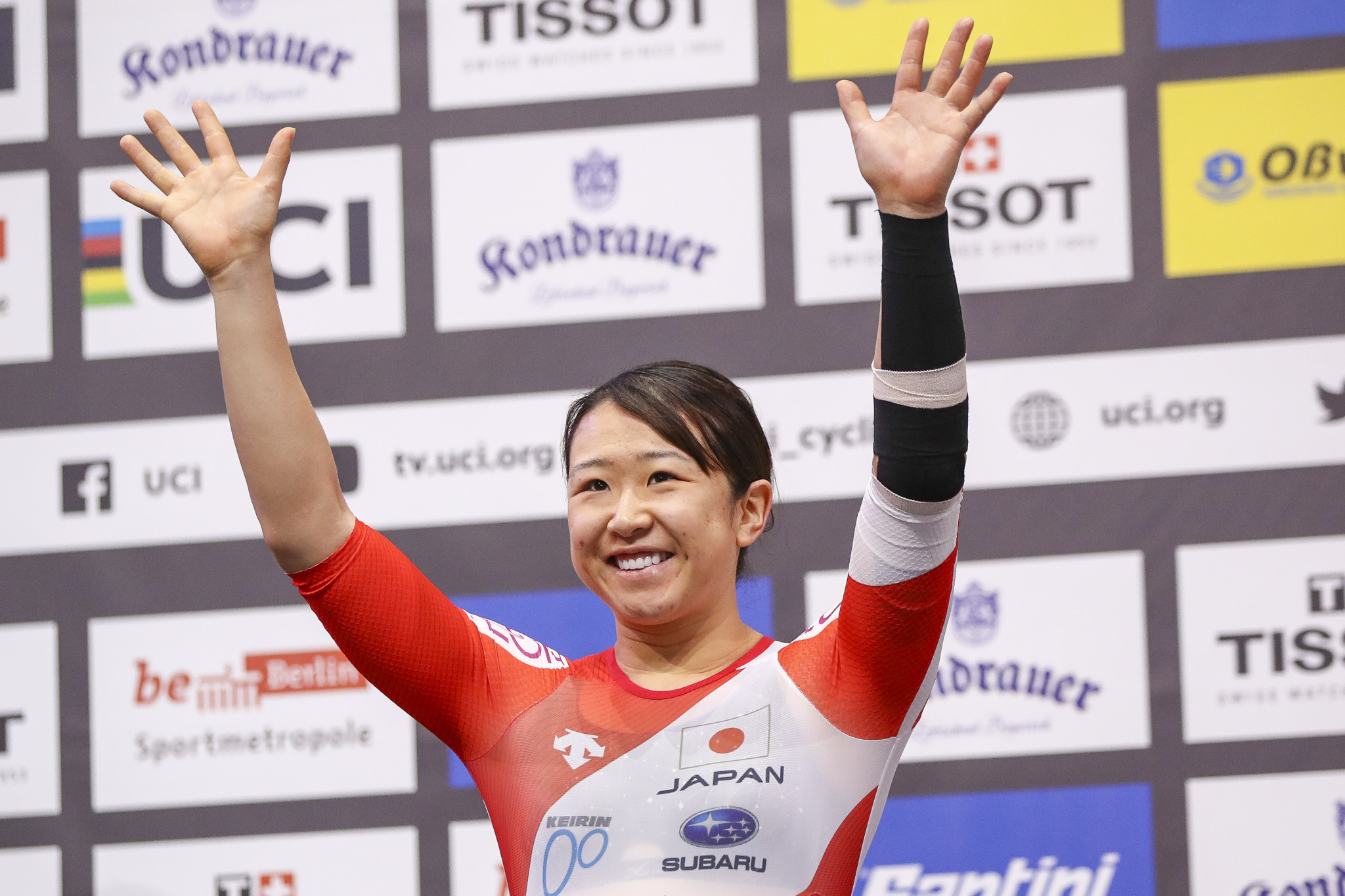 World champion Kajihara wins omnium at Track Cycling Nations Cup in Hong Kong