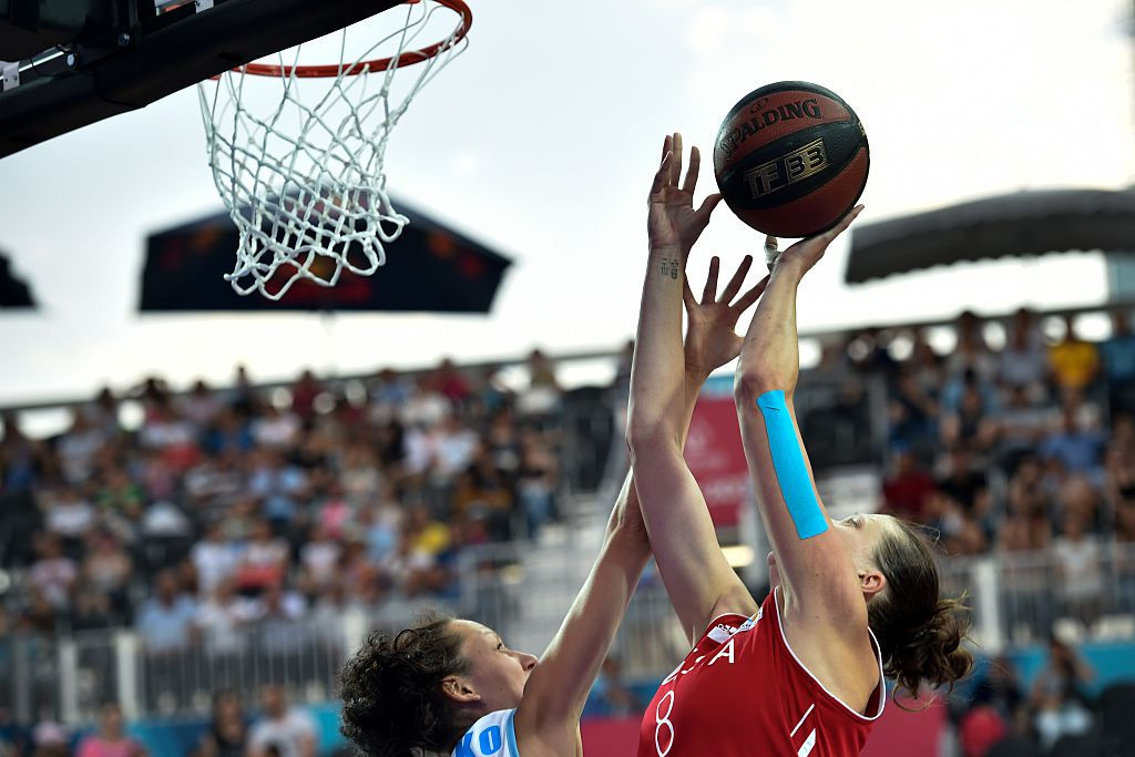 Wildcard entry Switzerland reach semi-finals of Women's 3x3 Series at FIBA headquarters