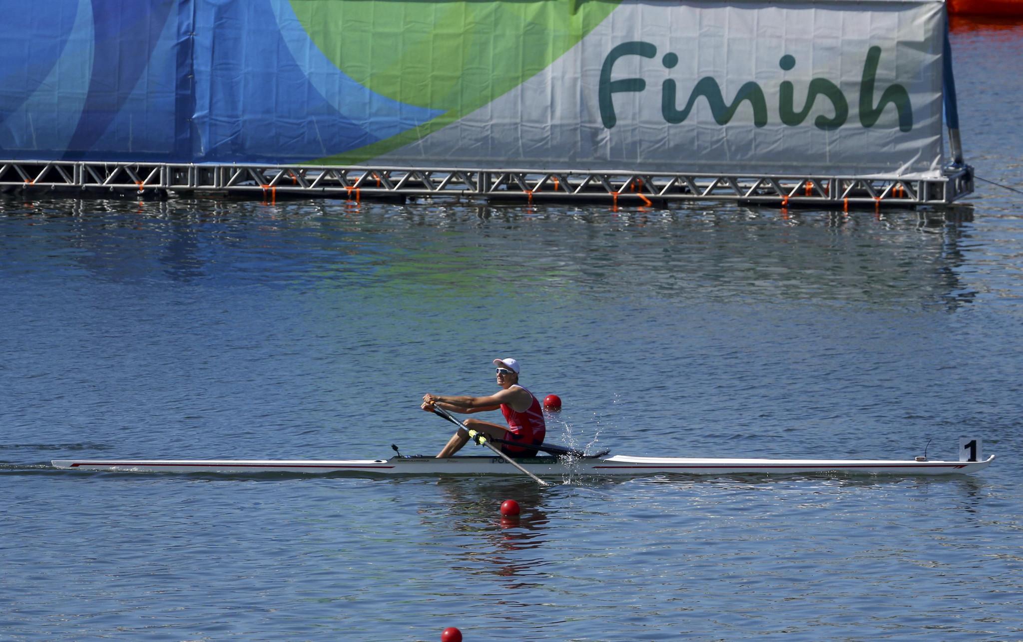 Wegrzycki-Szymczyk reaches single sculls final at concluding rowing qualifier for Tokyo 2020