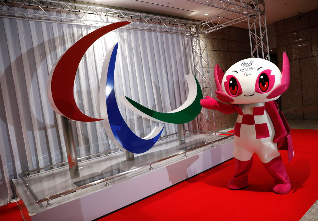 Tokyo 2020 has marked 100 days to go to the Paralympic Games ©Getty Images
