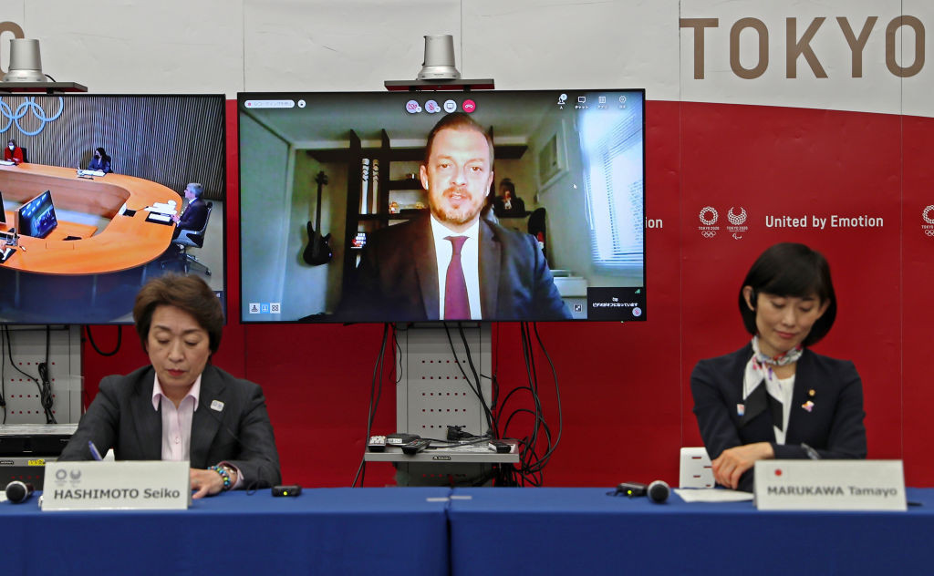 """IPC President Andrew Parsons says the Tokyo Olympics will be the """"most important"""" in the event's history because of the pandemic challenge ©Getty Images"""