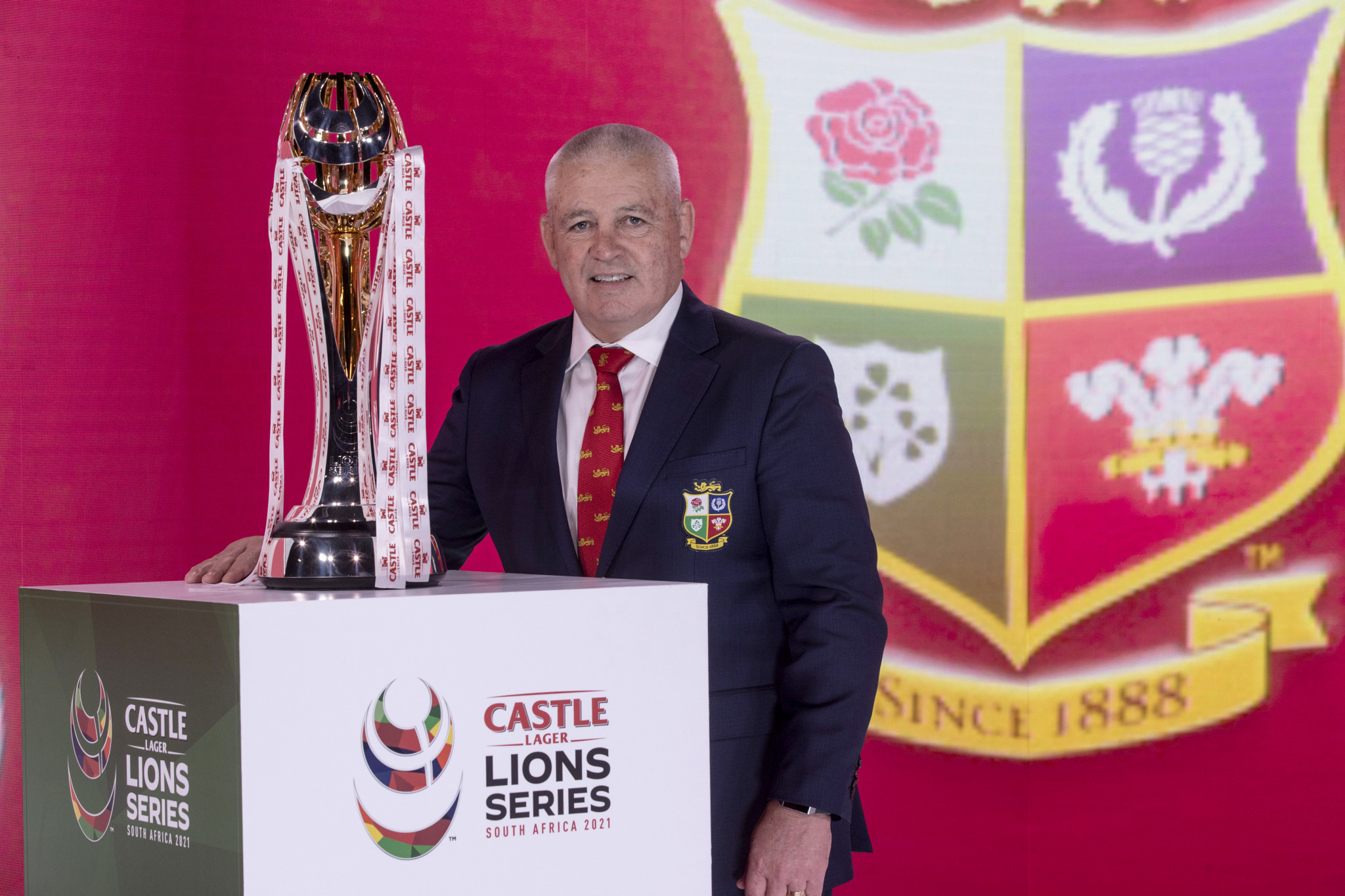 British and Irish Lions tour to South Africa to be held behind closed doors