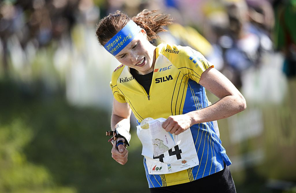 Second gold for Alexandersson as Sweden top medals table at European Orienteering Championships