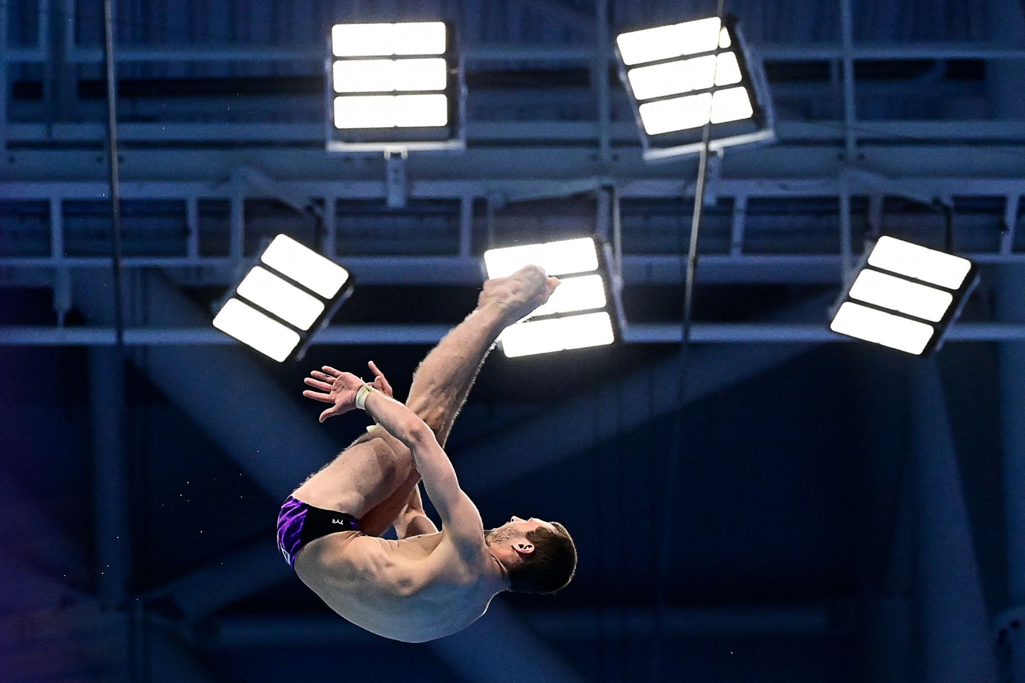 Aleksandr Bondar won a second medal of the European Aquatics Championships today ©Getty Images