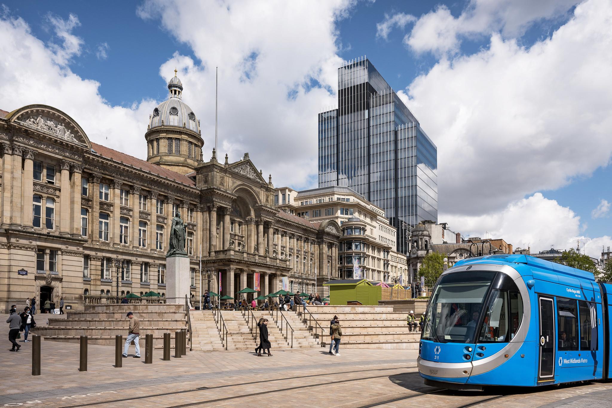 Birmingham is a proud multicultural city ©Birmingham City Council